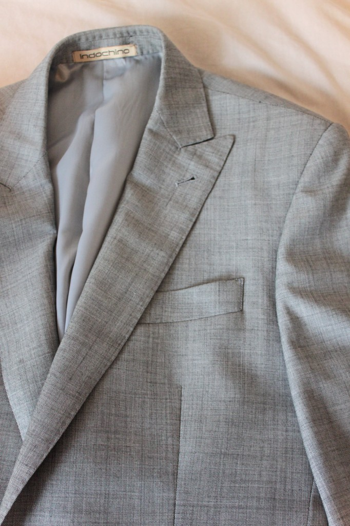 indochino review boutonniere