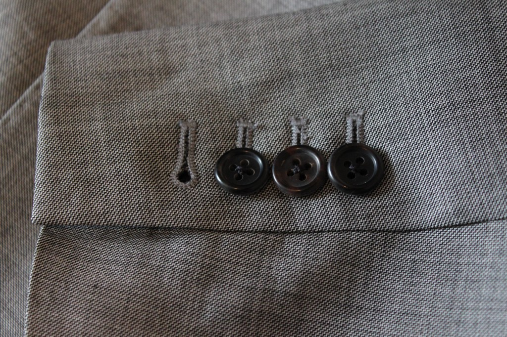 indochino review sleeve buttons