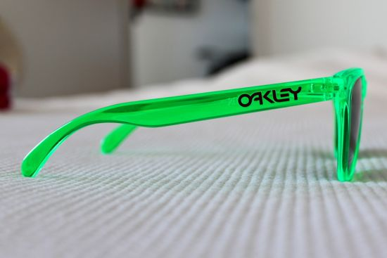 oakley frogskins arms