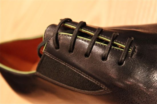 corthay shoe piping