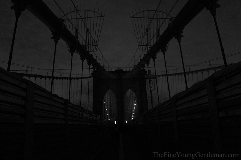 hurricane sandy brooklyn bridge
