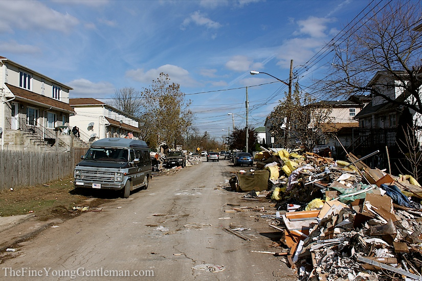 hurricane sandy staten island damage
