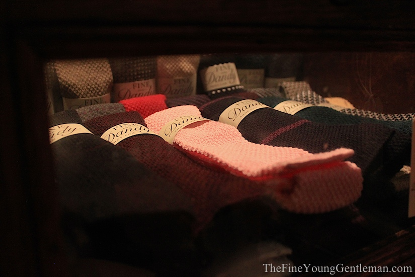 fine n dandy shop knit ties