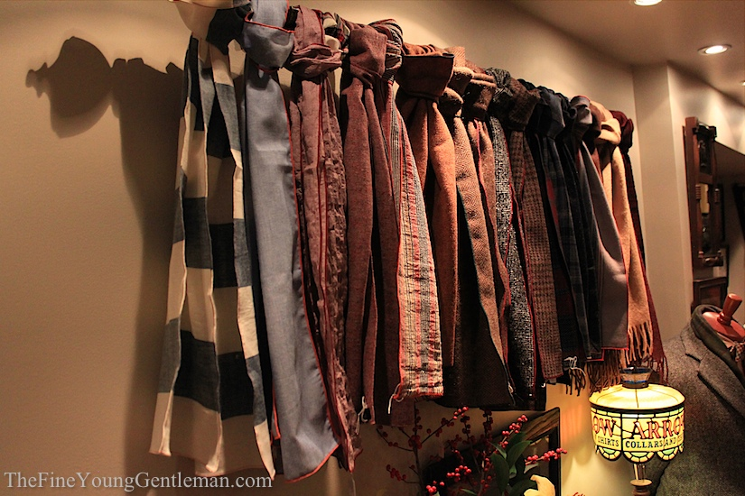 fine n dandy shop scarfs