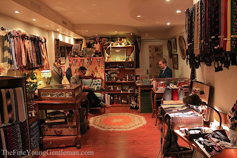 fine n dandy shop nyc
