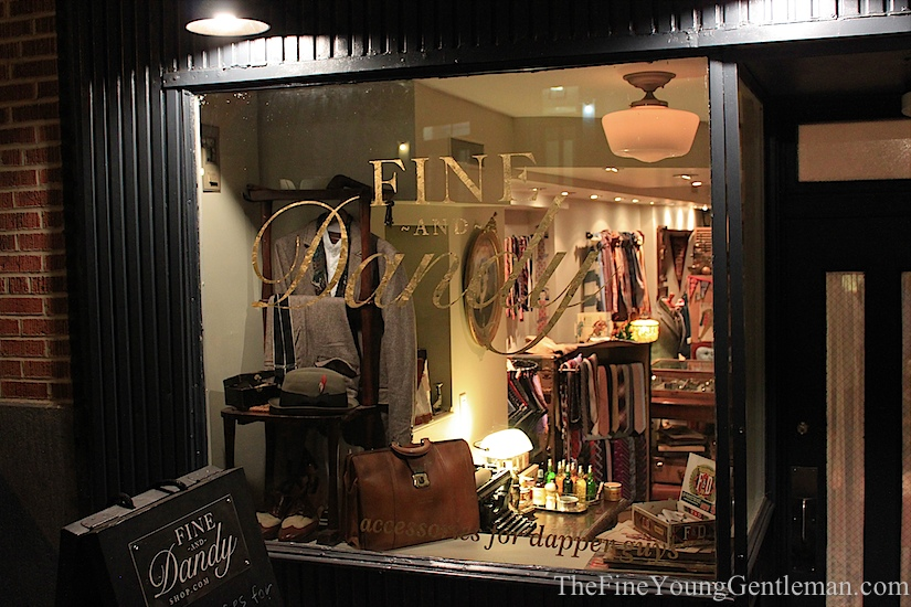 fine and dandy shop store