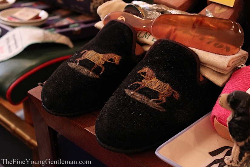 prince albert slippers photo