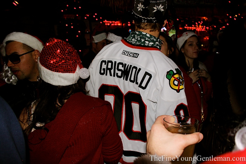 santacon clark griswold jersey