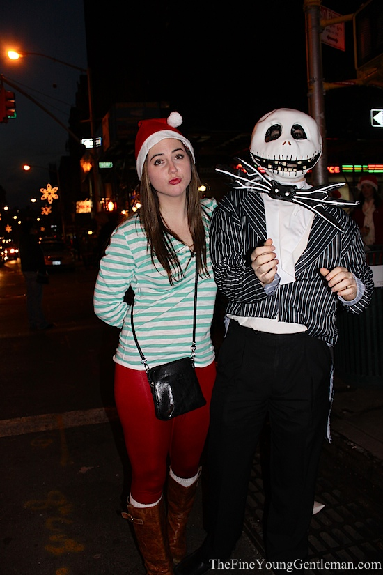santacon nightmare before christmas