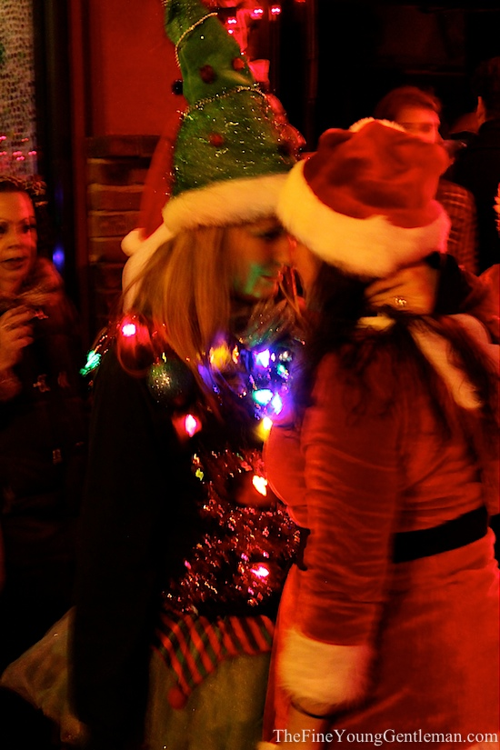 santacon nyc girls