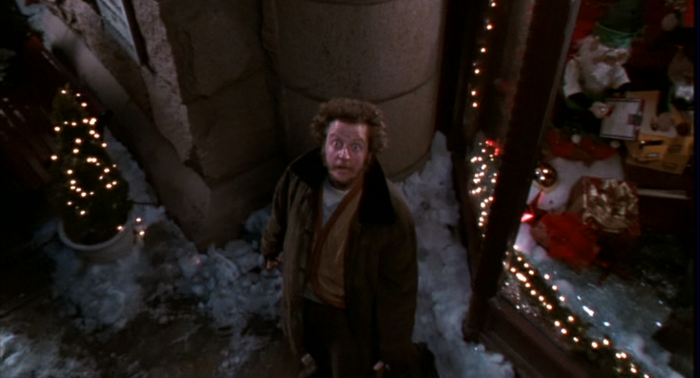 home alone style marv