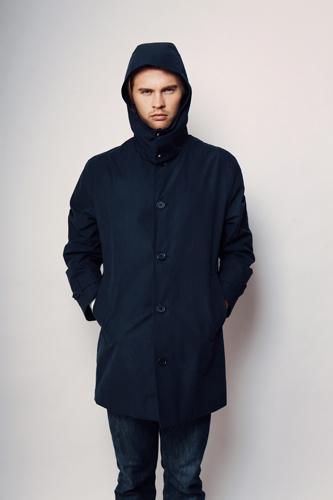 navy trench coat the fine young gentleman