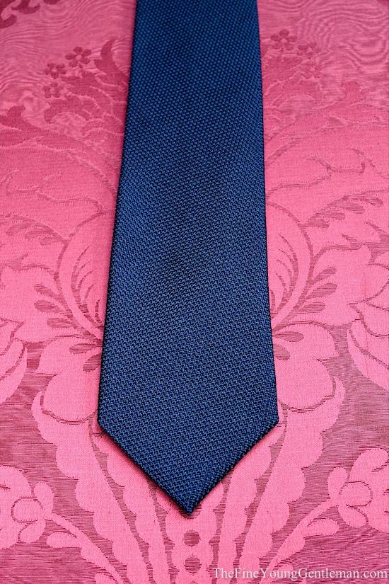 the best necktie the fine young gentleman