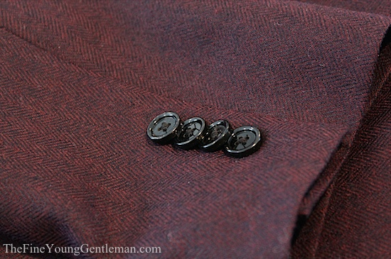 indochino sleeve buttons