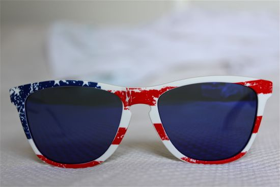 oakley old glory frogskins