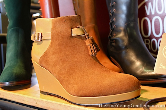 wolverine womens shoe