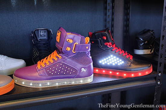 Vlado light up sneakers
