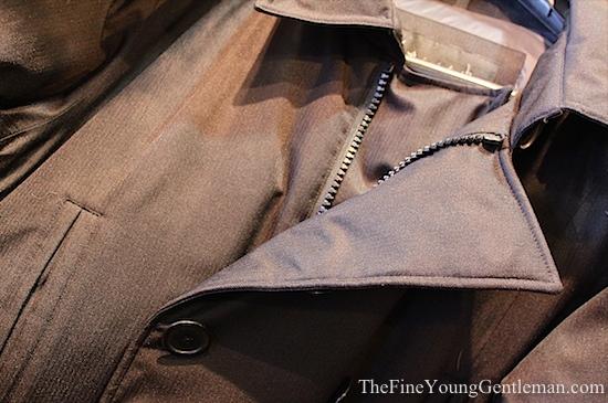 nobis magnetic jacket
