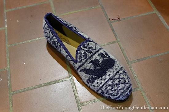 del toro slipper