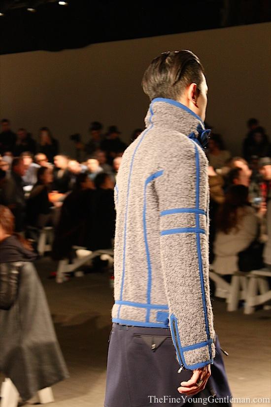 general idea fleece jacket