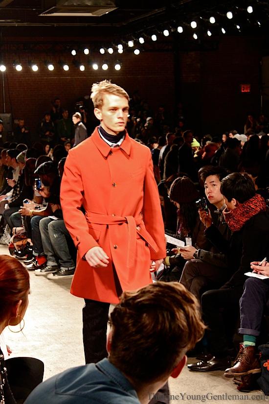red top coat