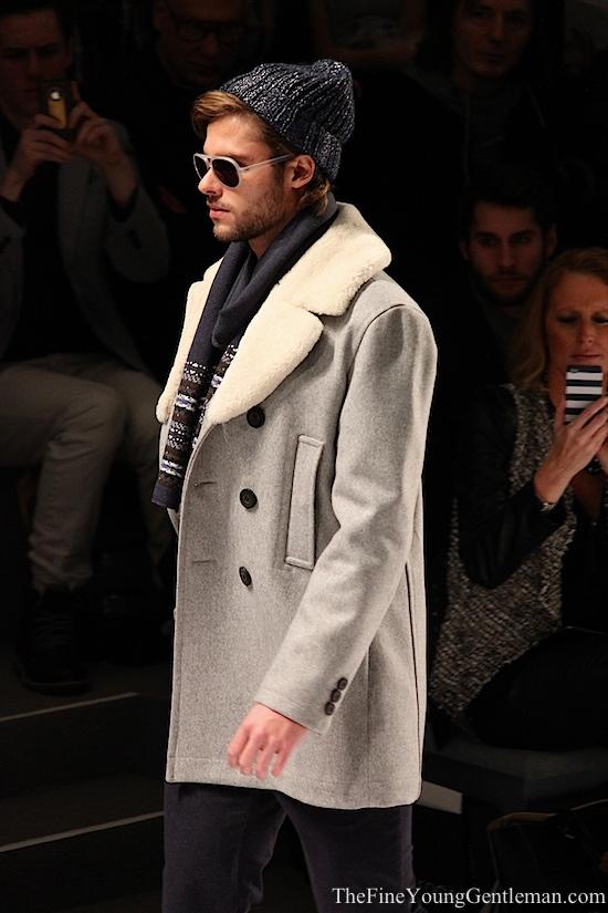 nautica top coat