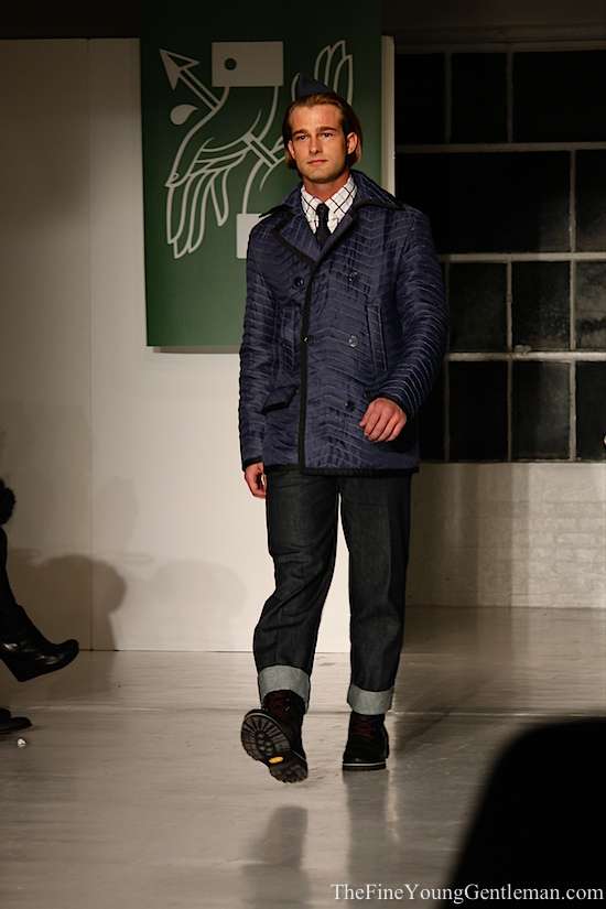 marlon gobel quilted jacket