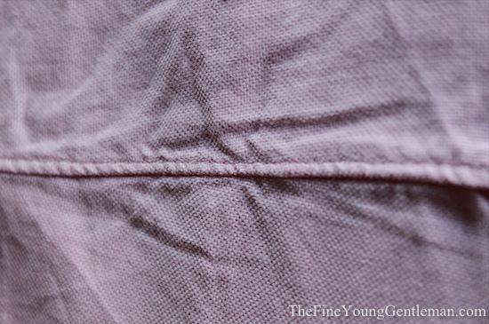 cottonwork stitching outside