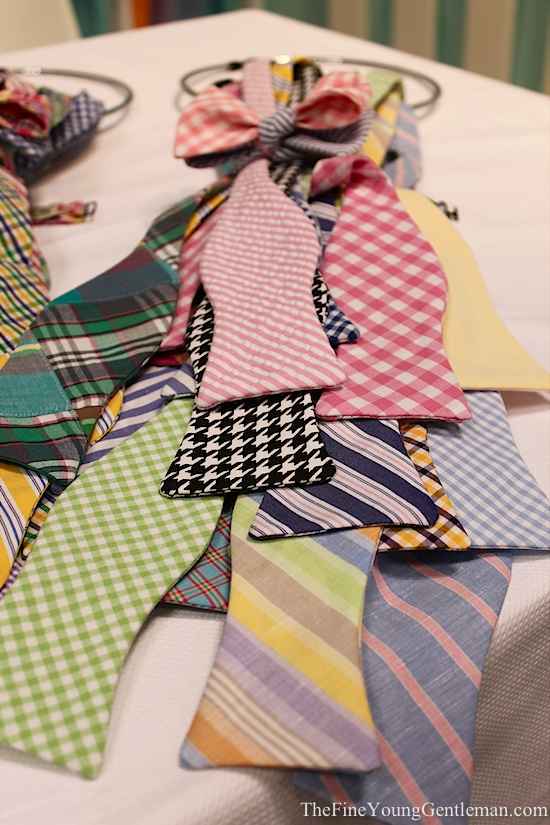 high cotton bow ties
