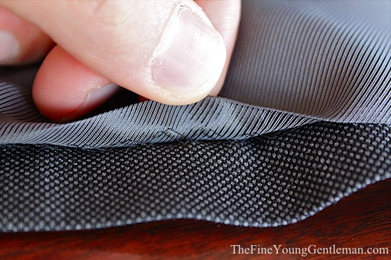 Knot standard jacket lining