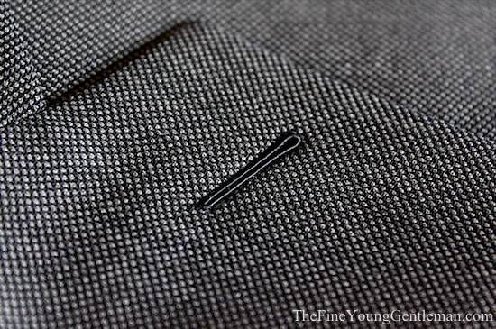 knot standard milanaese buttonhole