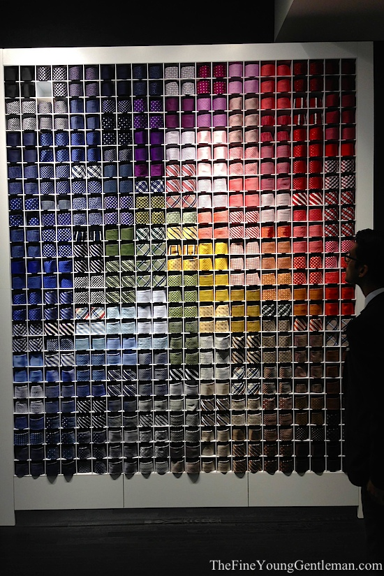 suitsupply philadelphia tie wall