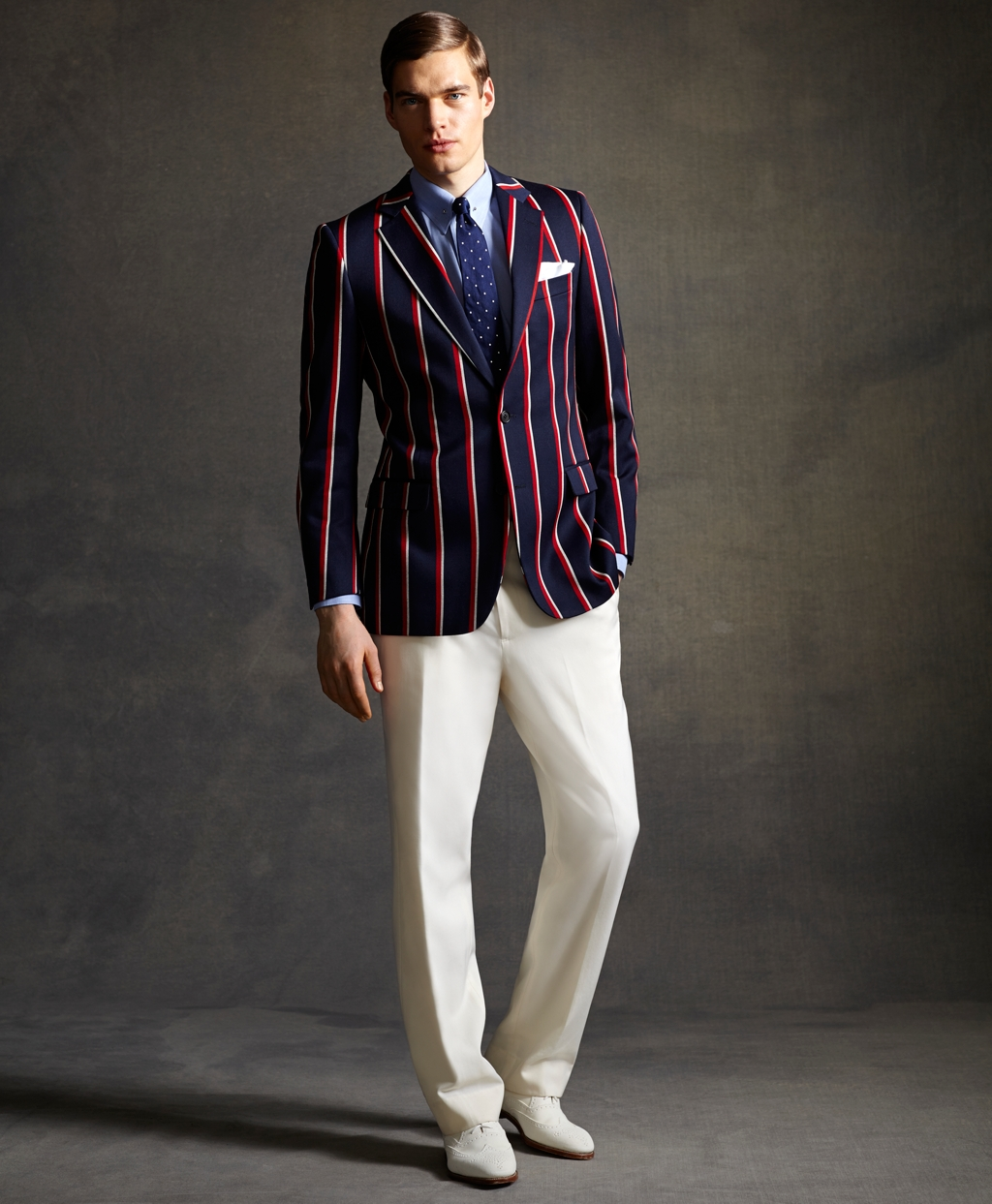 Brooks brothers great gatsby blue regatta blazer