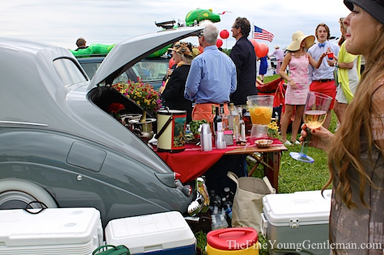 tailgate of the day