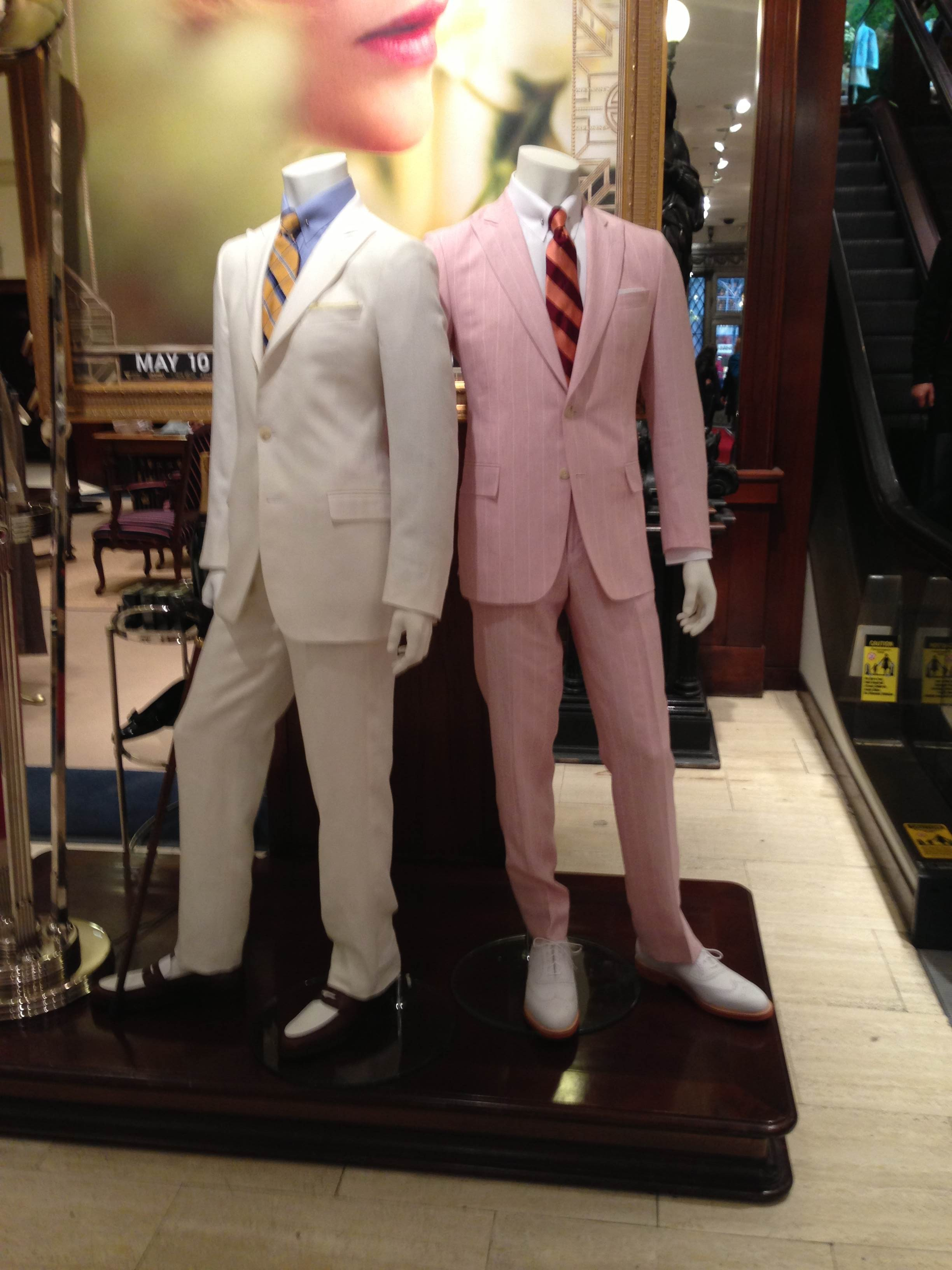 brooks brothers great gatsby suits