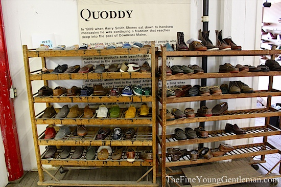 quoddy shoes models