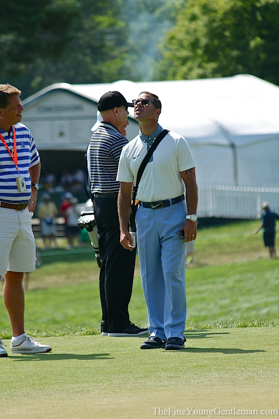 2013 us open players style