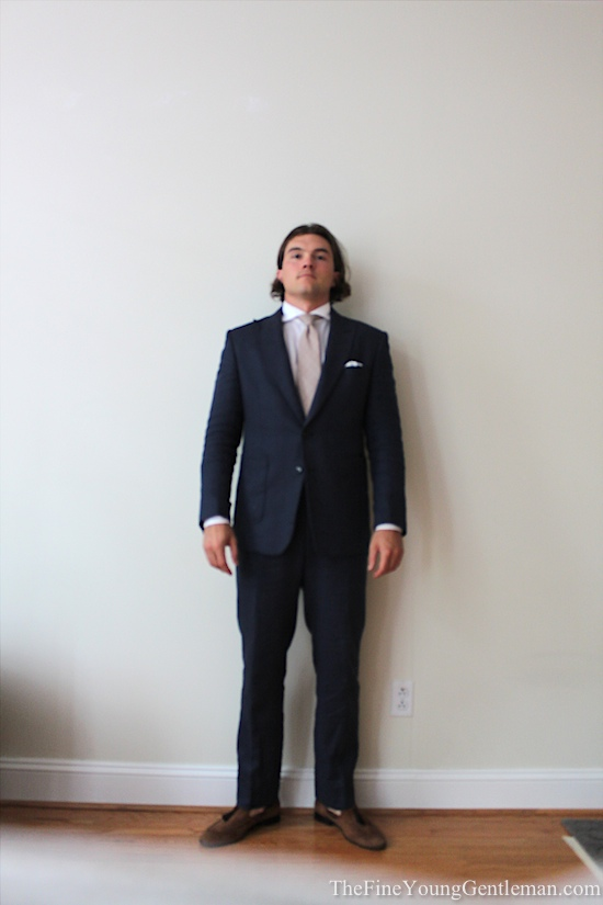 The Matthew Aperry Suit Review , The Fine Young Gentleman