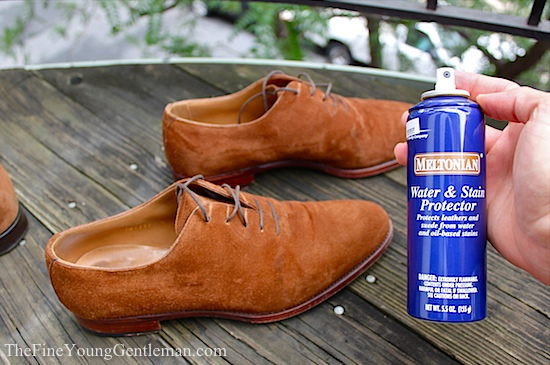 how to clean suede shoes pt i the gentleman