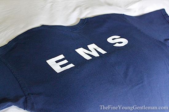 narberth ambulance shirt