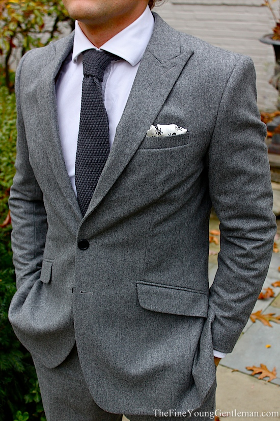 How to wHow to wear a three piece suitear a 3 piece suit