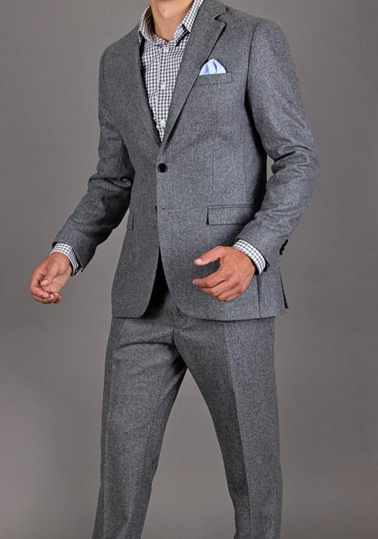 gray flannel suit