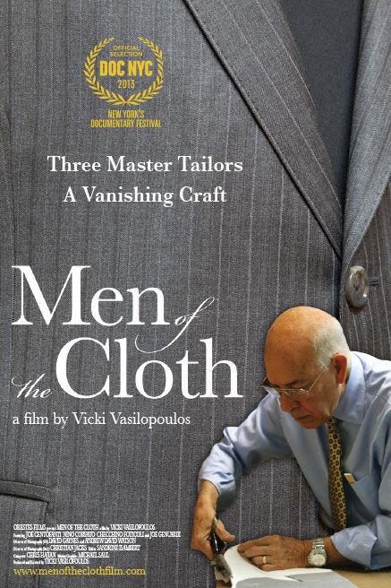 men of the cloth premiere