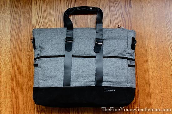 Industry Portage tote bag