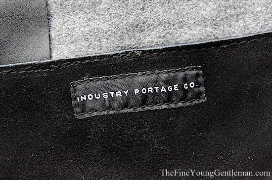 Industry Portage tote bag