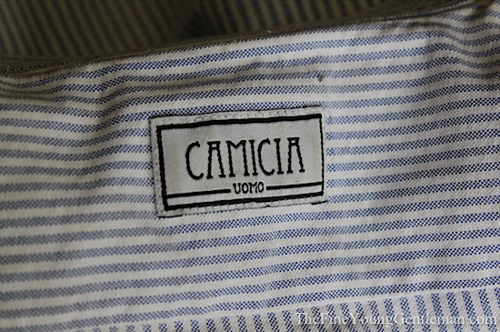 camicia custom shirt review