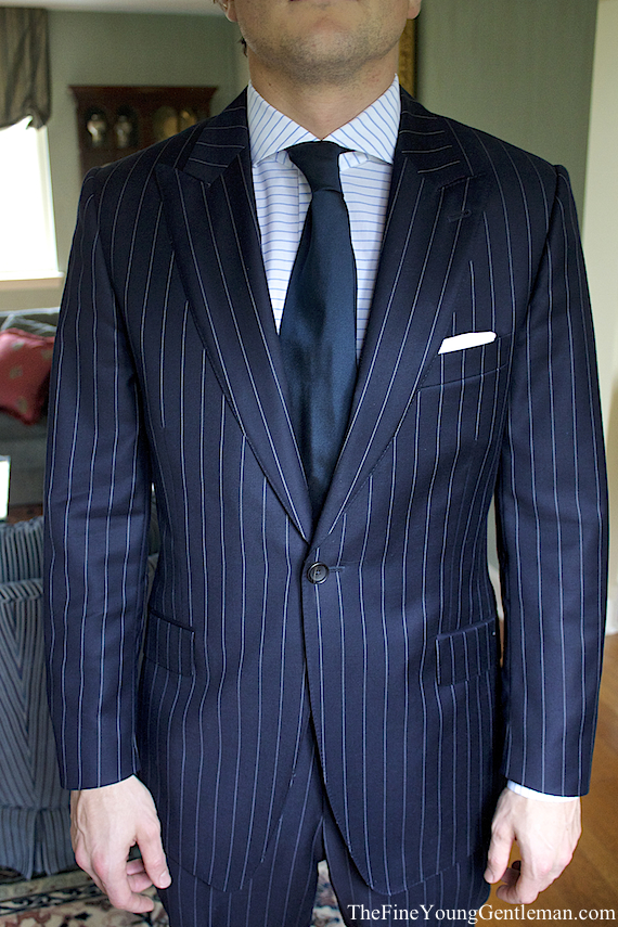 How Formal Is My Suit: The Fabric | The Fine Young Gentleman
