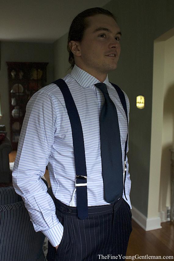 Horizontal Striped shirt