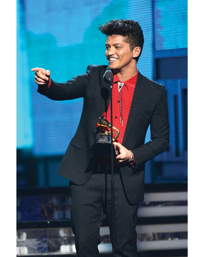 It seems, much to my horror, that Bruno Mars and Macklemore are trying to bring back the Bolo tie.