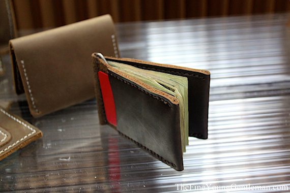 waskered wallet